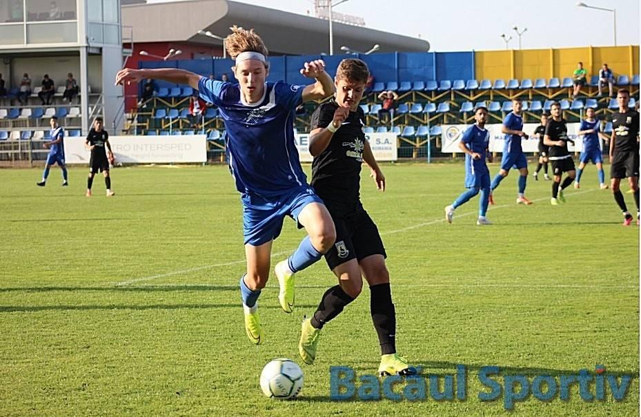 Fotbal, Liga a III-a / CSM Bacău s-a impus în deplasare, la Bănel Nicoliță