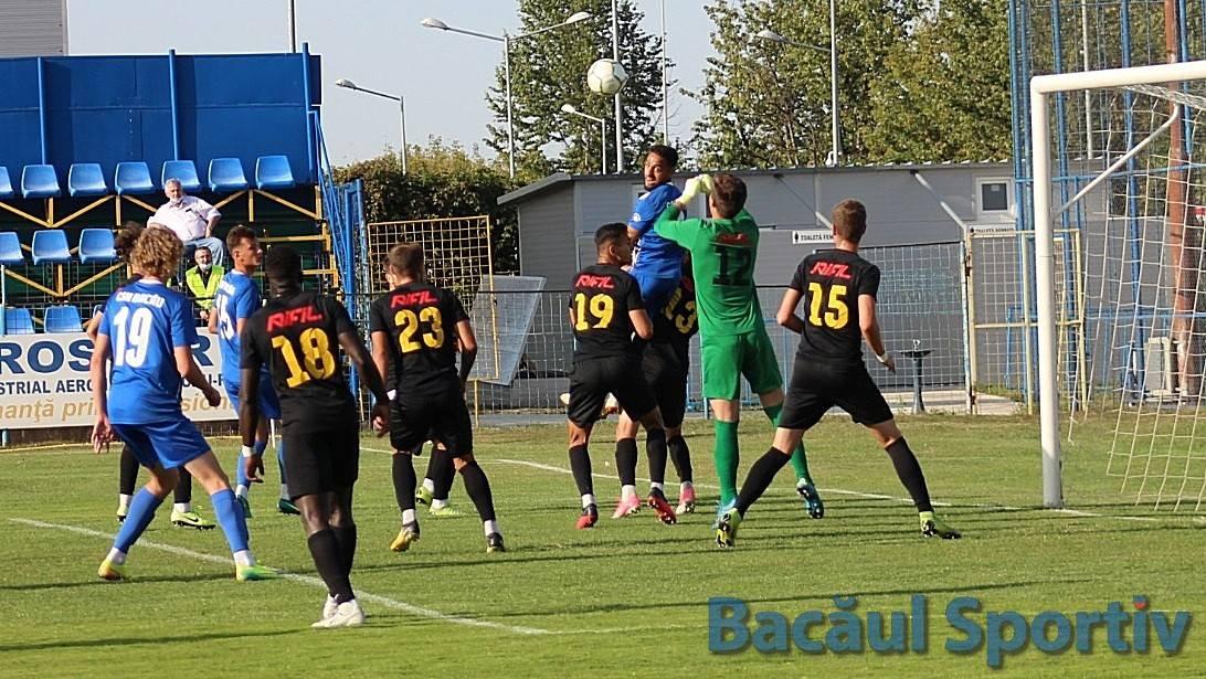 Fotbal, Liga a III-a / Înfrângere acasă pentru CSM Bacău
