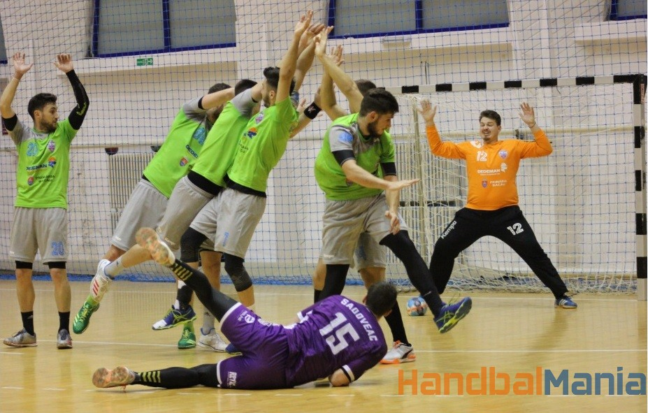 Handbal, Cupa României / A doua înfrângere pentru handbaliștii de la CSM Bacău