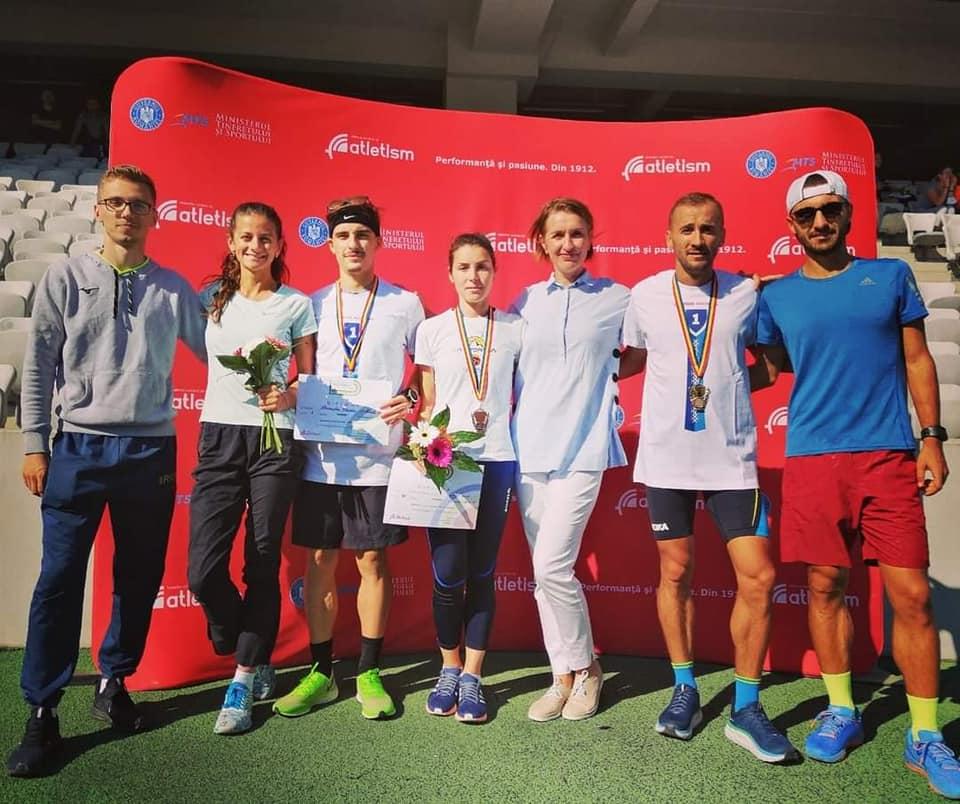 Trei medalii pentru atleții de la Știința Bacău în prima reuniune a naționalelor de seniori și tineret