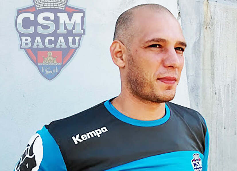 Handbal / CSM Bacău pleacă vineri la Sfântu Gheorghe cu un jucător nou în lot