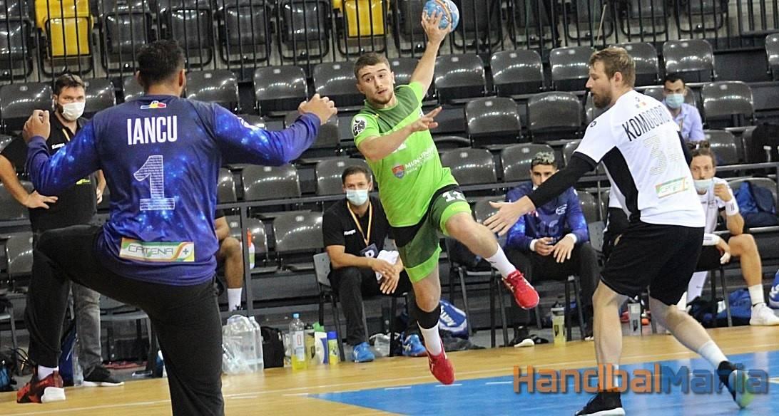 Înfrângere cu Constanța la debutul în noua ediție a Ligii Zimbrilor